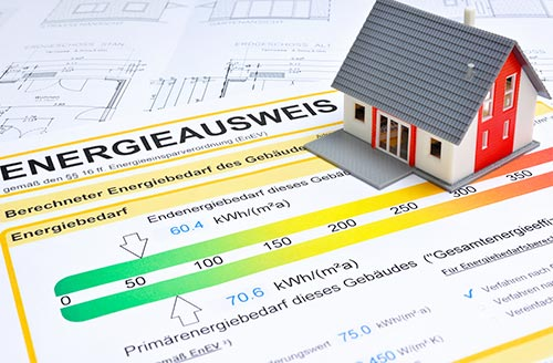 Energieausweis von privaten Wohngebäuden