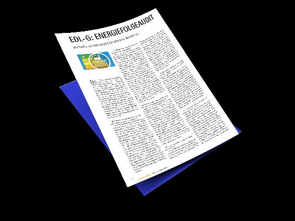 Energiefolgeaudit Zeitung